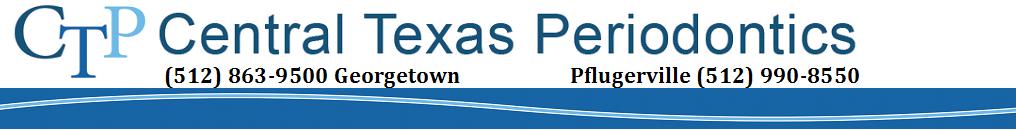 CTP Logo; Georgetown: (512) 863-9500; Pflugerville: (512) 990-8550